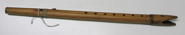 The Beltrami Native American flute