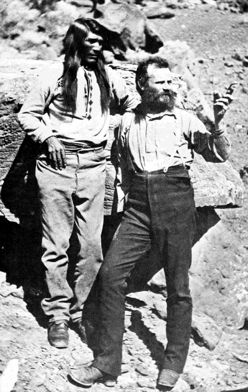 John Wesley Powell and Tau-gu