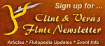 Sign up for our Flute Newsletter