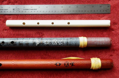 Grand Gulch Flute Replica crafted by Jonathan Walpole