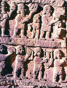 Karatepe Relief