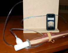 Steve Petermann manometer - Overview