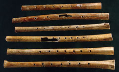 Image from [Zhang 1999], 3rd flute from the top.