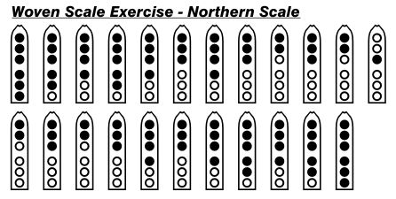 Northern Woven Scale