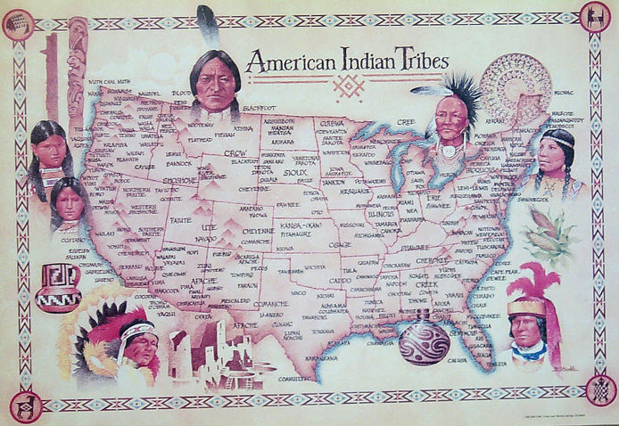 [American Indian Tribes]